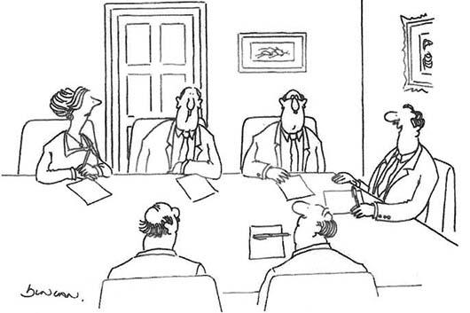 No better cartoon than this on International Women's Day
