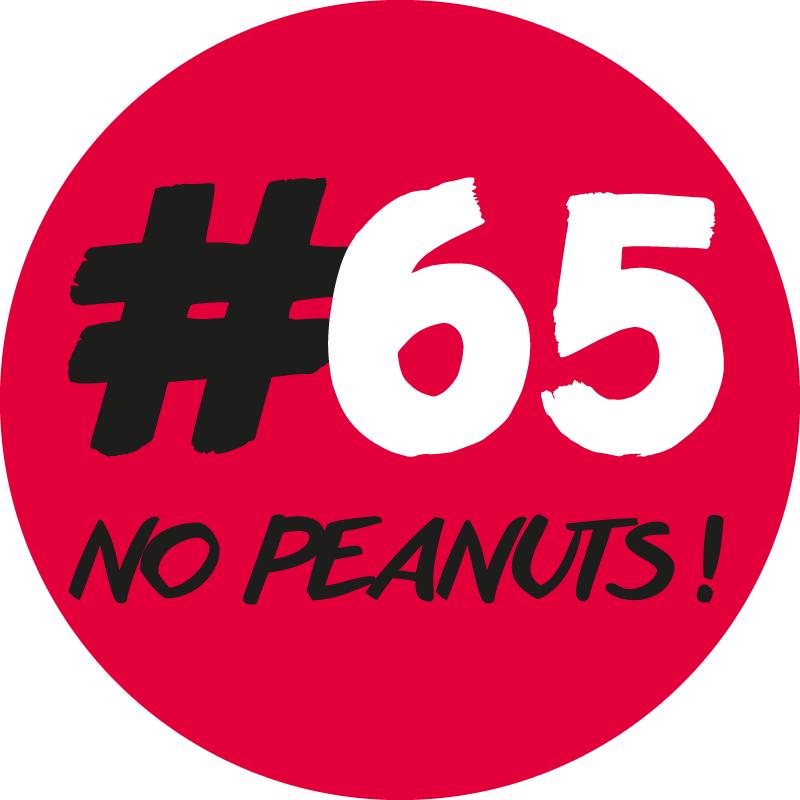 65nopeanuts